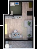 Квартира Б505